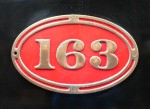 F163 Side Tank Badge
